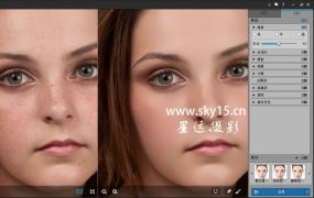 S057.PS美妆插件ArcSoft Portrait+3 中文版瘦脸自动识别人脸WINMAC