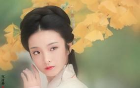 J121.蝈蝈小姐古风摄影教程合集 32G