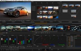 Y035.达芬奇中文教程 数字影像调色专业系统视频教程 含素材