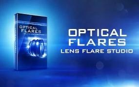 S071.AE镜头光晕耀斑插件:Videocopilot – Optical Flares v1.3.5